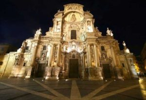 Huellas de los masones en la catedral de Murcia: Geometría Sagrada