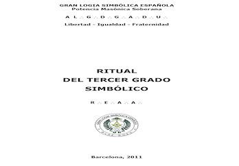 Ritual de Tercer Grado